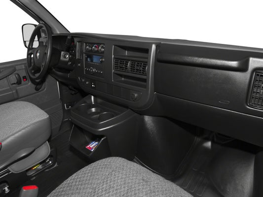 2016 Chevrolet Express 2500 >> 2016 Chevrolet Express 2500 Extended Work Van Hd Trailering Equipment