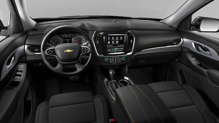 2020 Chevrolet Traverse LS in HIGHLAND, MI   Detroit ...