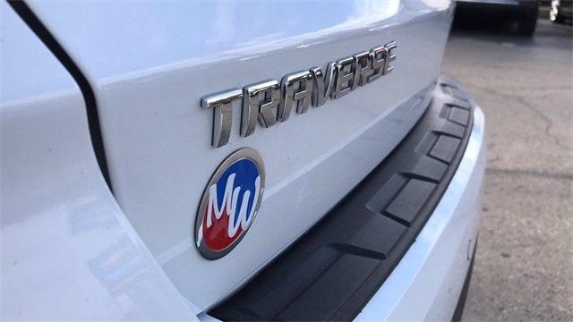 2017 Chevrolet Traverse LT in HIGHLAND, MI   Detroit ...